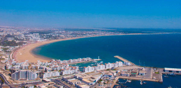 Agadir vista