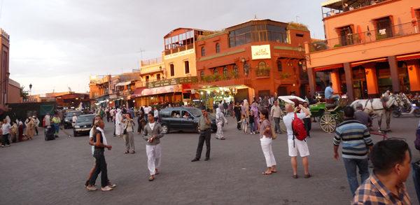 marrakech mujeres solas