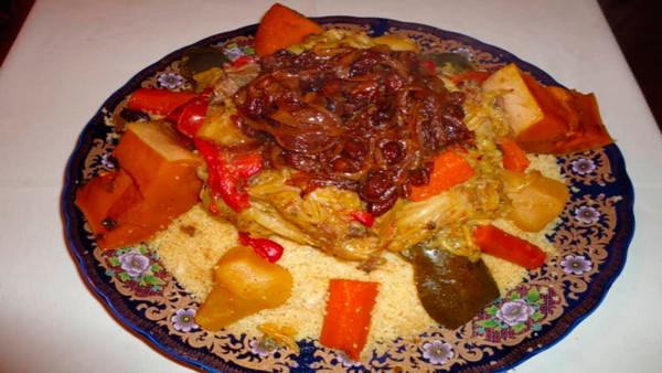 couscous marruecos