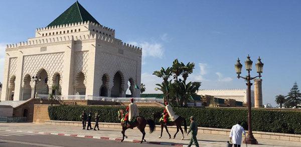 Mausoleo Rabat