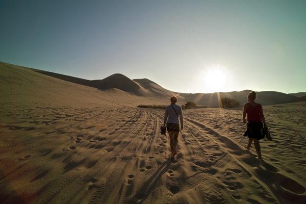 dunas de desierto