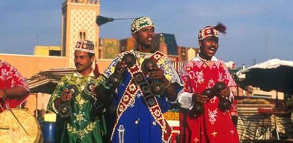 musica marroco